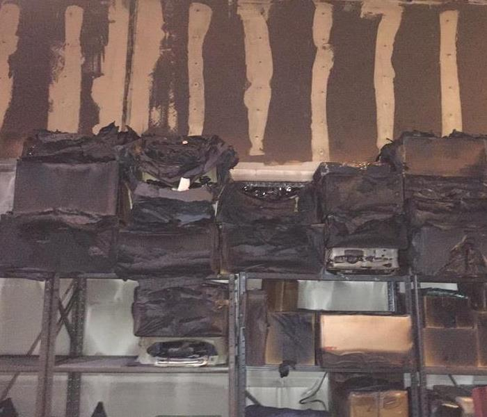 Fire Damage Fire Damage - Call on the Experts at SERVPRO