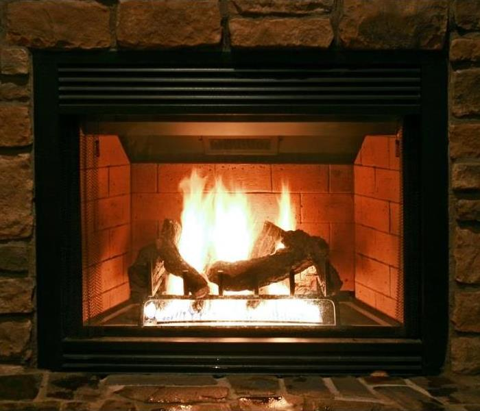 Fireplace Safety Tips SERVPRO Of Rancho Cordova