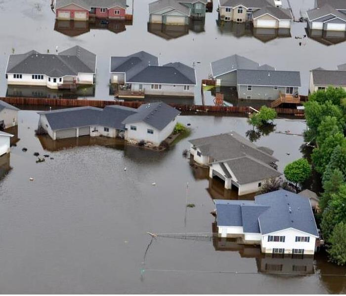How To Handle Flooding Properties Servpro Of Rancho Cordova