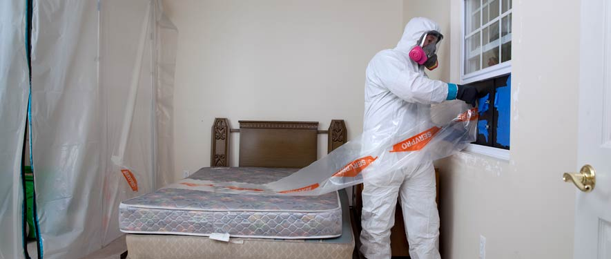 Rancho Cordova, CA biohazard cleaning