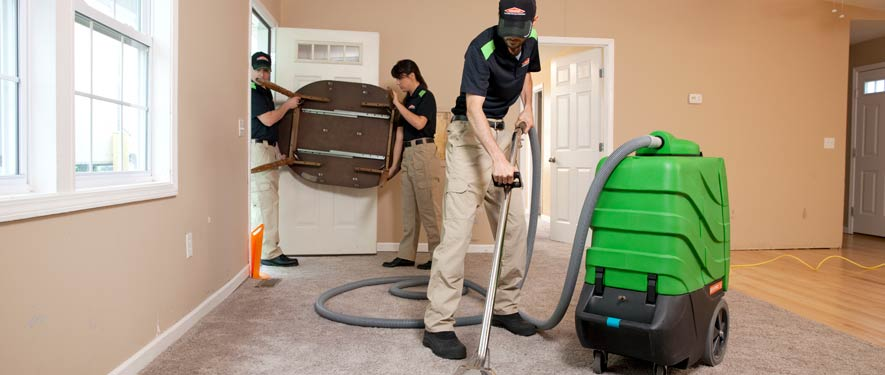 Rancho Cordova, CA residential restoration cleaning